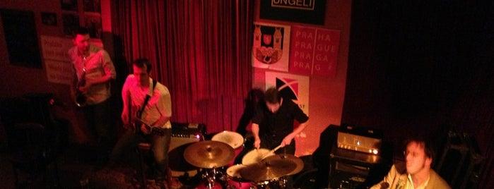 Ungelt Jazz & Blues Club is one of Czechia.