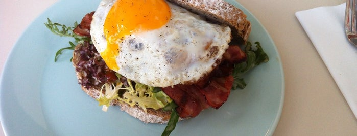 BLT is one of placestobe.