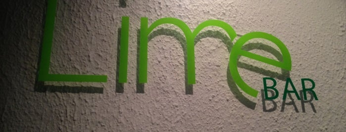 Lime is one of bar.