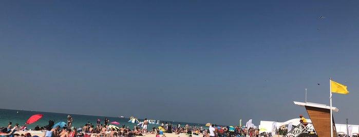 Kite Beach is one of Dubai - Visit.