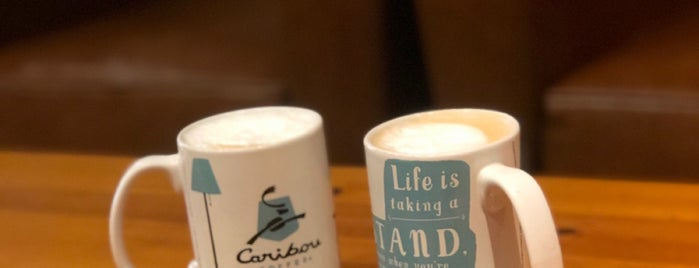 Caribou Coffee is one of Ирусикさんの保存済みスポット.