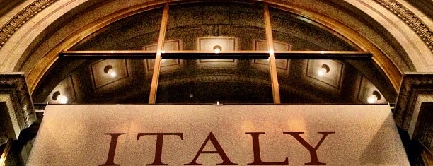 Eataly Flatiron is one of NYC Beat.
