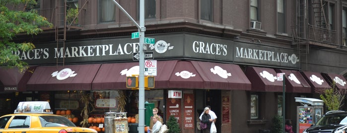 Grace's Marketplace NYC is one of Impeccable Taste..