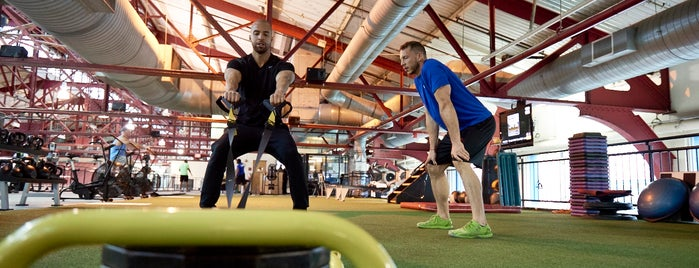 Chelsea Piers Fitness is one of Whitney Member Discounts.
