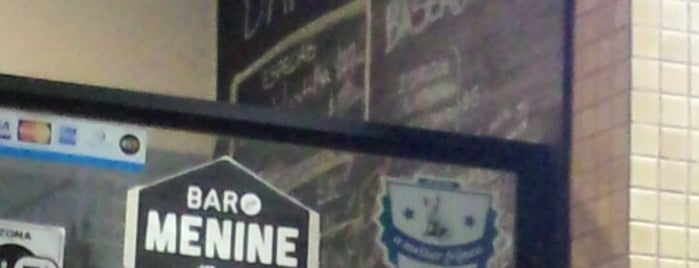 Bar dos Menine is one of SP.
