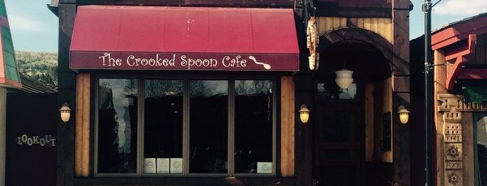Crooked Spoon is one of สถานที่ที่ Tino ถูกใจ.