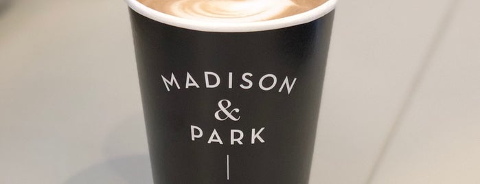 Madison & Park Coffee is one of Our LA neighborhood.