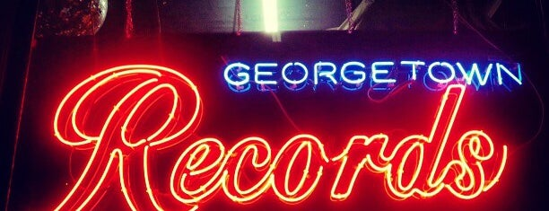 Georgetown Records is one of Record Shops.