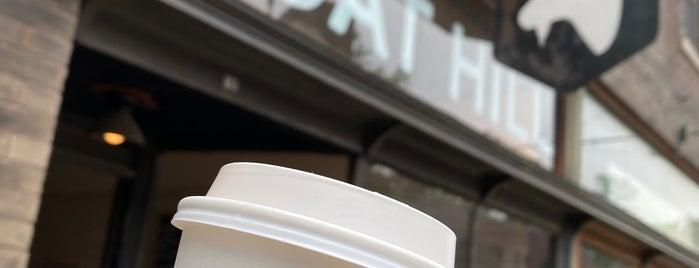 Goat Hill Coffee & Soda is one of Stephanie'nin Beğendiği Mekanlar.