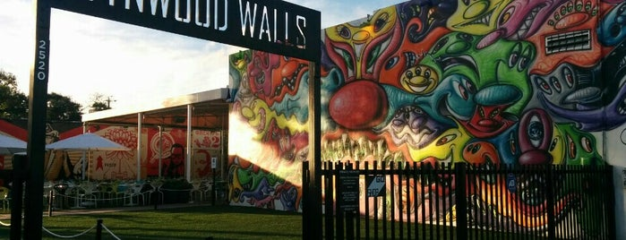 The Wynwood Walls is one of An All-Encompassing Guide to Miami's Art Scene.
