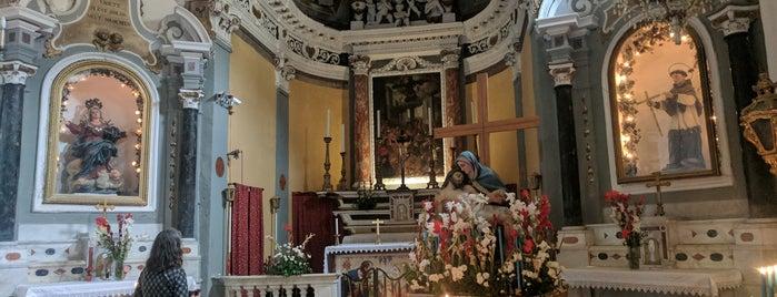 Oratorio Di Santa Croce is one of Around The World: Europe 4.