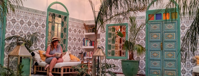 Riad Be Marrakech is one of Marrakesh.
