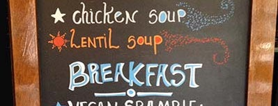 Cafe Pick Me Up is one of Café & Bfast.