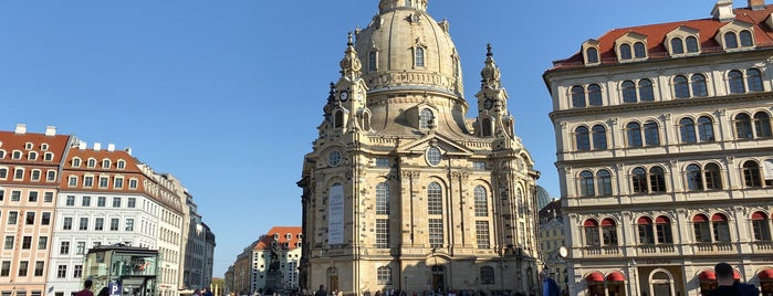 Pirnaischer Platz is one of To do.