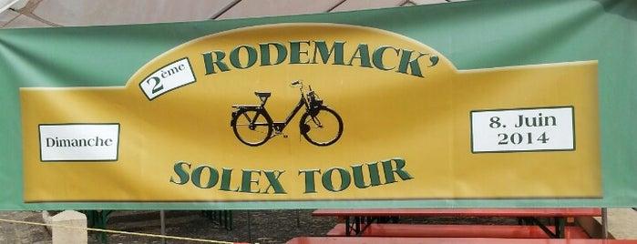 Rodemack is one of Les plus beaux villages de France.