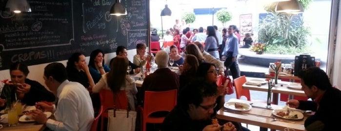 Coccinelle Bistro is one of สถานที่ที่ KEPRC ถูกใจ.