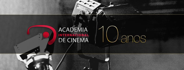 Academia Internacional de Cinema (AIC) is one of Sampa.