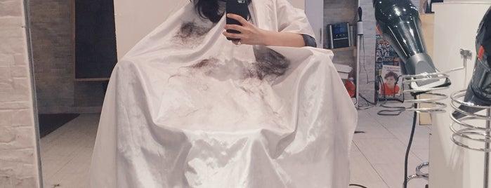 Sub Image Hair is one of Posti che sono piaciuti a Victoria.