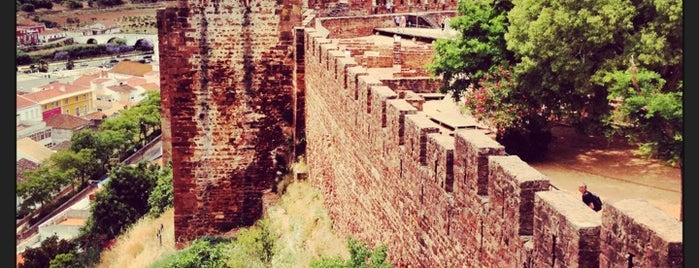 Castelo de Silves is one of สถานที่ที่ Rania ถูกใจ.