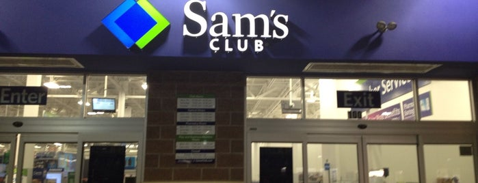 Sam's Club is one of Tempat yang Disukai Tammy.