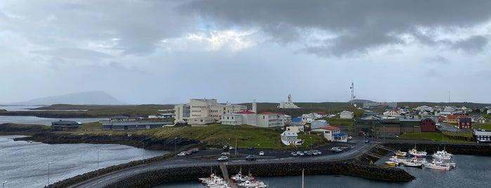 Stykkishólmur is one of Iceland.