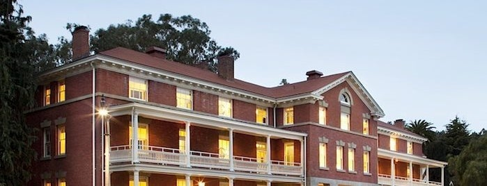 Inn at the Presidio is one of to-do in sf.