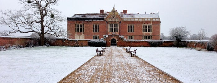Bramshill Police College is one of UK unseen.