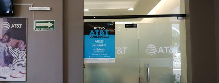 AT&T is one of Gespeicherte Orte von Ignacio Alejandro.