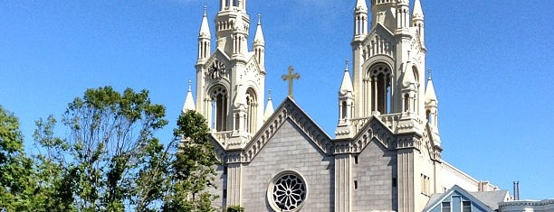 Saints Peter and Paul Church is one of San Francisco Bay.