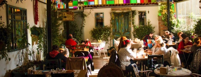 Süreya Kahvaltı Bahçesi is one of Kurtulus-bomonti.