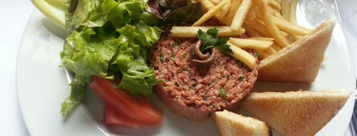 Le Bilboquet is one of Incríveis Restaurantes de SP.