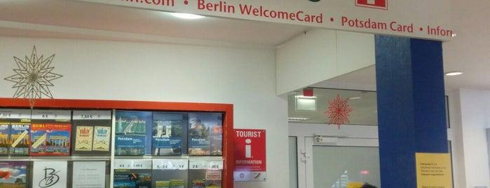 Berlin-Schönefeld Airport (SXF) is one of สถานที่ที่บันทึกไว้ของ Jochen.