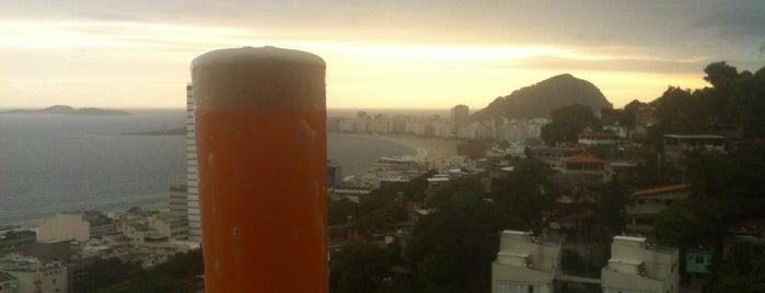 Bar do Alto is one of Para um dia de praia no Rio.