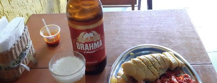 Digaê Bar & Bahia is one of Vegan SP.