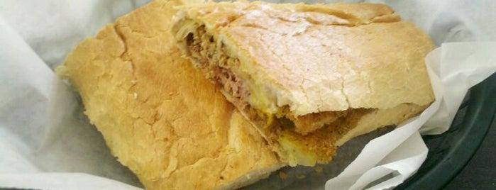 Sandwich Factory is one of Orte, die Chrissy gefallen.