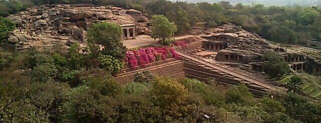 Khandagiri Jain Temple is one of India: Odisha.