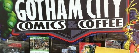 Gotham City Comics & Coffee is one of Mission: Arizona.