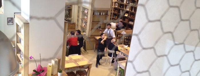 Al Bistrot dei Vinai is one of Icoさんのお気に入りスポット.
