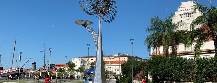 Pira Olímpica is one of Rio de Janeiro.