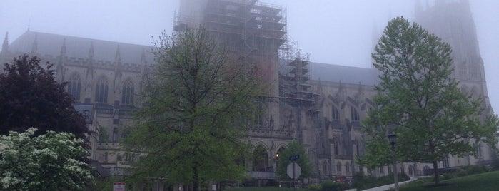Washington National Cathedral is one of Skifchik 님이 저장한 장소.