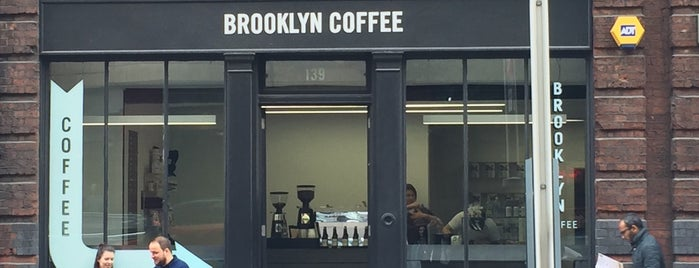 Brooklyn Coffee is one of London Favourites.