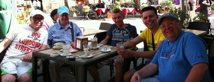 Il Caffè Di Ruggero is one of Irinaさんのお気に入りスポット.