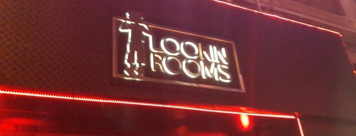 Lookin Rooms is one of msk_nightlife.