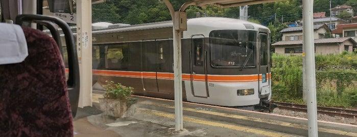甲斐常葉駅 is one of JR 고신에쓰지방역 (JR 甲信越地方の駅).