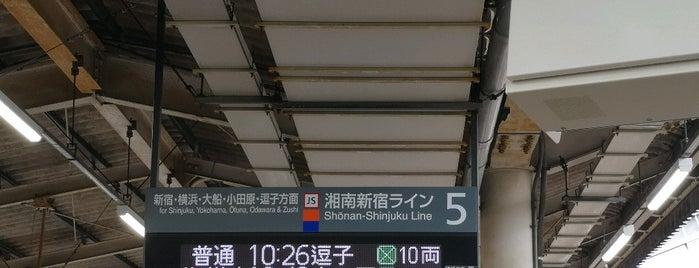湘南新宿ライン 赤羽駅 is one of Masahiroさんのお気に入りスポット.