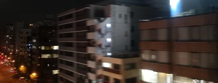 上野東京ライン 最高地点 is one of Tokyo-Ueno South.