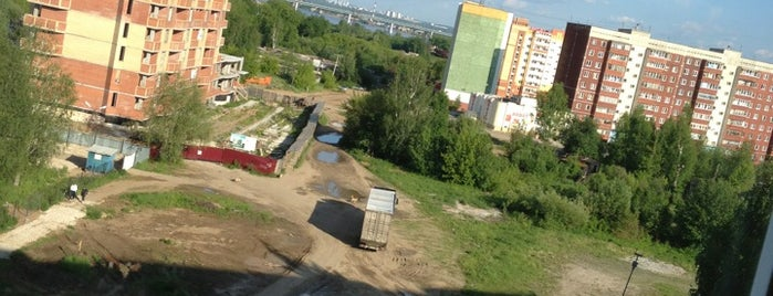 Байкальская, 9 is one of Gespeicherte Orte von egor.