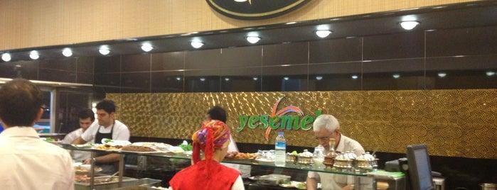 Yesemek Gaziantep Mutfağı is one of Gece Yemeği.
