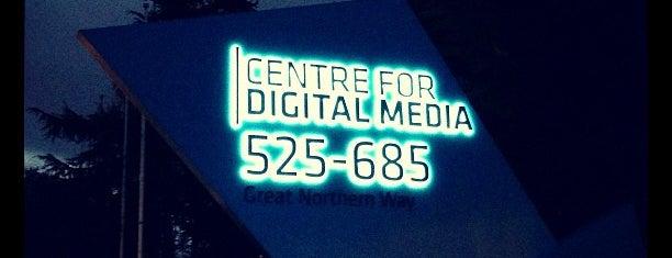 Centre for Digital Media is one of Orte, die Richard gefallen.