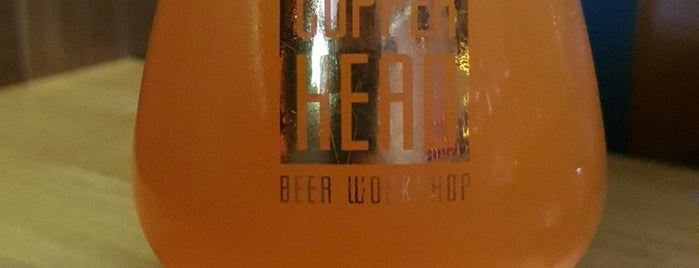 Copper Head. Beer workshop is one of И-Ф.